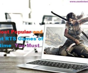 7 Most Popular and Best RTS Games of all time | You Must Try