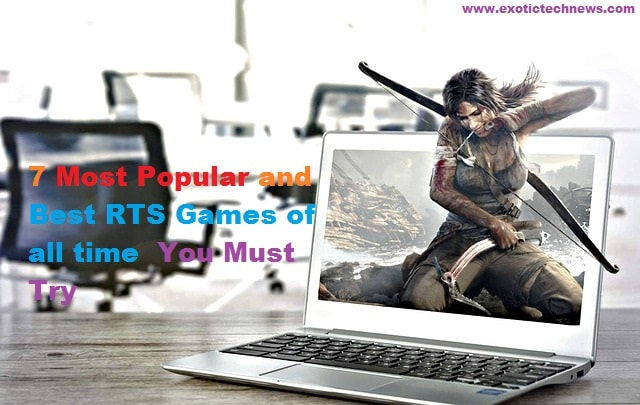 Best Rts Games 2020.7 Most Popular And Best Rts Games 2019 Of All Time